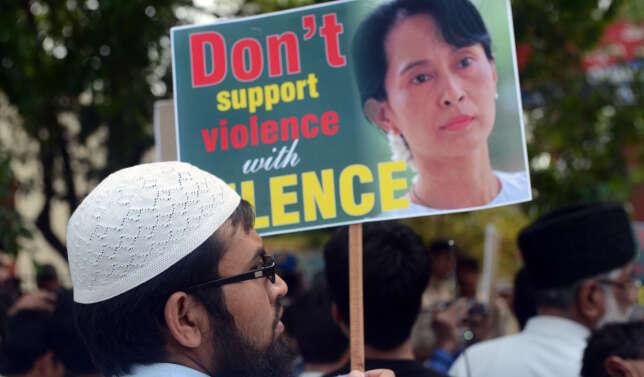 Fredens lady risikerer borgerkrig i Myanmar