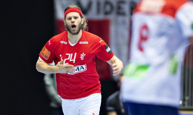KVELDENS STJERNE  Mikkel Hansen ble et nummer for stor mot Norge i den  siste kampen 083d690c8e62a