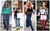 KATASTROFEKLÆRNE: Menn har ikke sansen for haremsbukse, Uggs, bukser med høyt liv og leggings. Greit å vite før du går på date? Foto: All Over Press