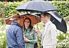 KATE OG WILLIAM: Det royale ekteparet venter sitt tredje barn. Dette bildet ble tatt i slutten av august da de markerte 20-årsdagen for prinsesse Dianas død på Kensington Palace. Gravidnyheten ble kjent noen dager senere. Foto: NTB Scanpix