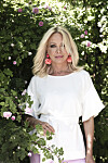 LINDA JOHANSEN: – Jeg følte at alle kunne se at jeg hadde tapt, og at jeg i en alder av 47 år hadde flyttet hjem til foreldrene mine, forteller Linda Johansen til KK. FOTO: Astrid Waller